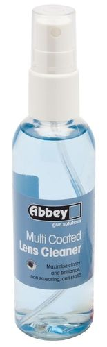 Abbey Multi Coated Lens Cleaner 100ml Spray