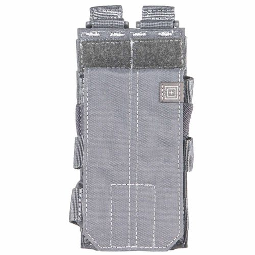 5.11 Tactical AR / M4 Single Magazine Pouch Bungee/Cover - Storm