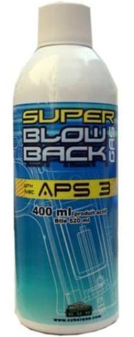 Cybergun Super Blow Back Gas with APS3 - 400ml