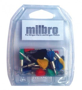 Milbro Airgun Darts .22
