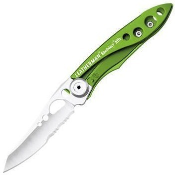 Leatherman Skeletool KBx Knife - Moss Green LTKBX/GN
