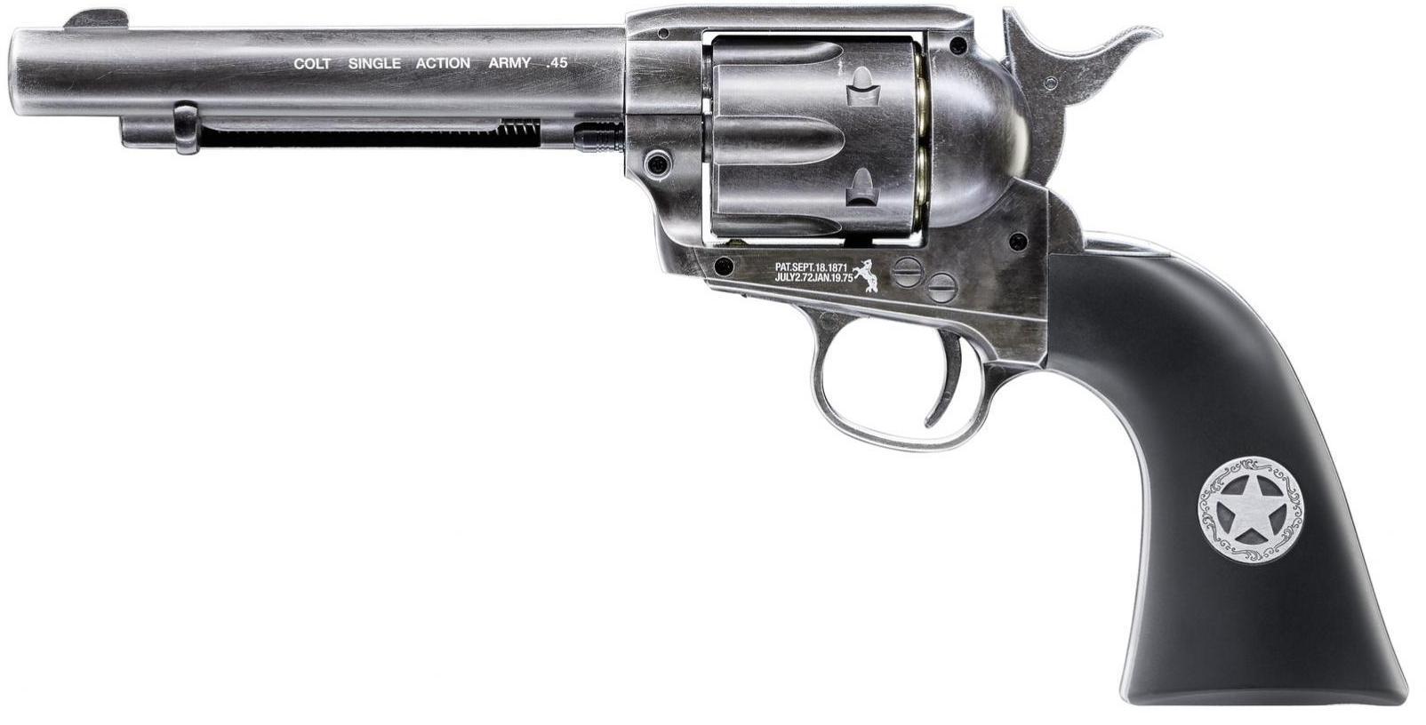 Umarex Saa 45 Colt Peacemaker 5 5 Quot Ranger Edition 4 5mm