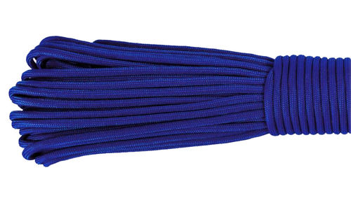 Gorilla Cord Type III Paracord - Blue #001 - 10m