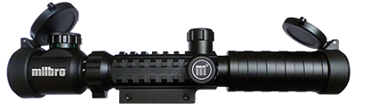 Milbro Military Style 3-9x32 EG Airsoft Scope