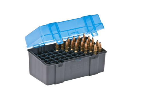 Plano 50-Round Rifle Ammo Box - Large (123050)