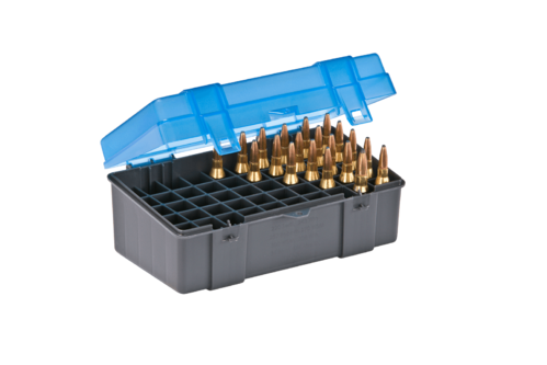 Plano 50-Round Rifle Ammo Box - Medium (122950)