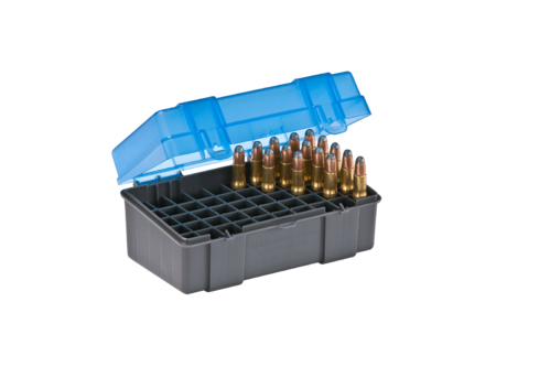 Plano 50-Round Rifle Ammo Box - Small (122850)