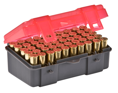 Plano 50-Round Pistol Ammo Box - Medium (122550)