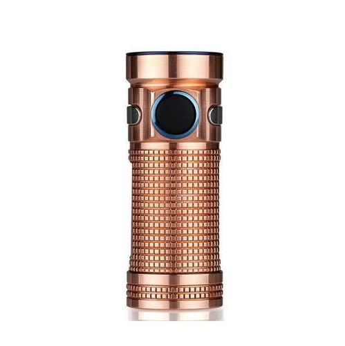Olight SMINI Baton Cu Limited Edition - Raw Copper