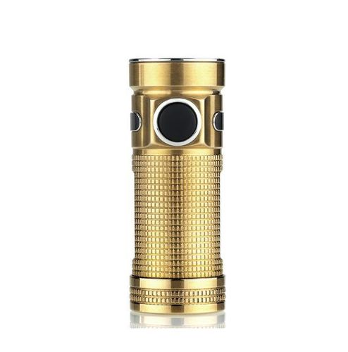 Olight SMINI Baton Br Limited Edition - Raw Brass