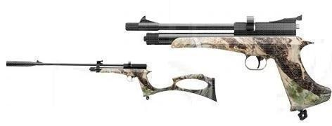Victory CP2 Multishot Pistol / Rifle - Camo