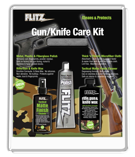 Flitz Gun & Knife Care Kit