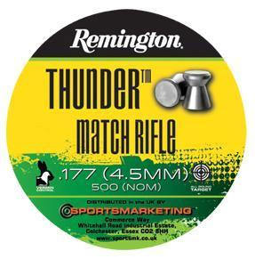 Remington Thunder Match Rifle .177