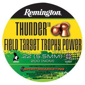 Remington Field Target Trophy Power .22