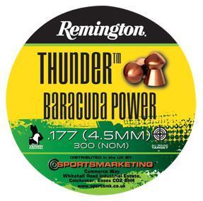 Remington Thunder Baracuda Power .177