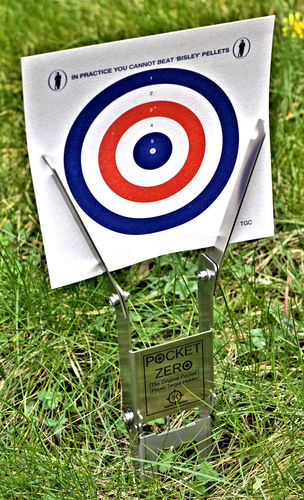 Pocket Zero 'Original' Paper Target Holder