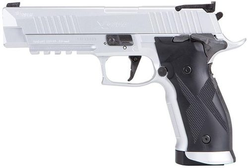 Sig Sauer X-Five - Silver - .177 Blowback