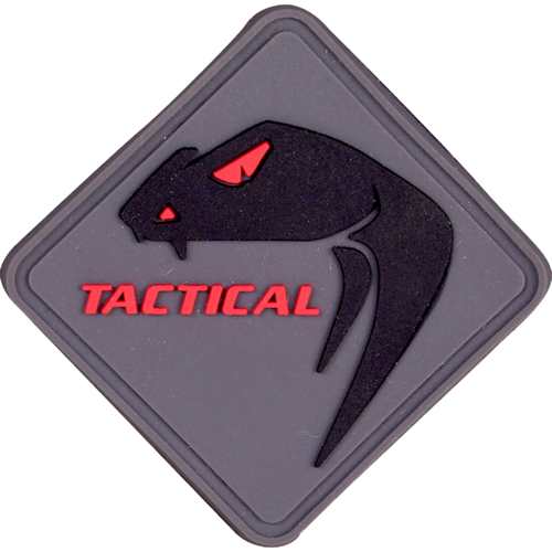 Viper Snake Head Red Eye Tactical Patch