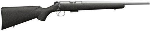 "CZ 455 American 16"" Stainless - 17HMR"