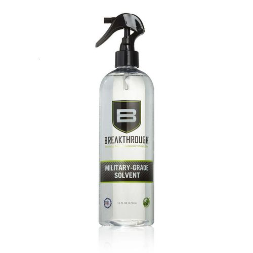 Breakthrough Military-Grade Solvent - 16 fl oz Spray Bottle