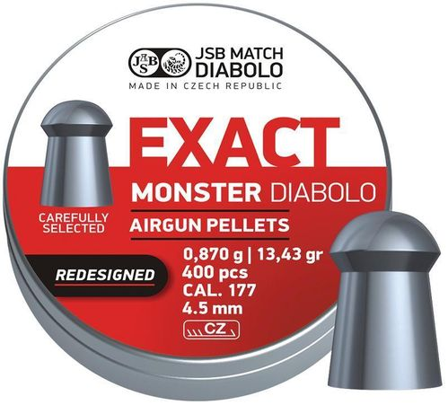 JSB Exact Monster Diabolo .177