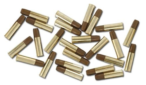Dan Wesson Gen 1 and 715 Revolver Replacement 6mm Shells - Box of 25