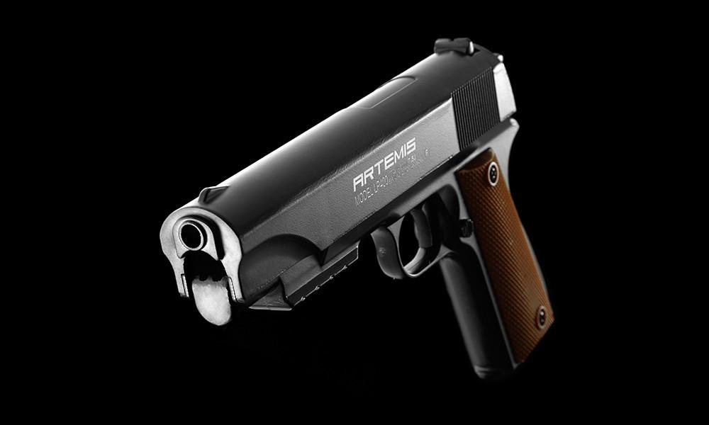 Artemis LP400 -  177 - Pull The Trigger