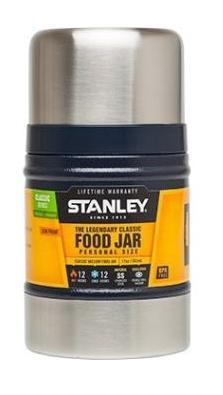 Stanley Classic Vacuum Insulated Food Jar - Hammertone Navy 500ml