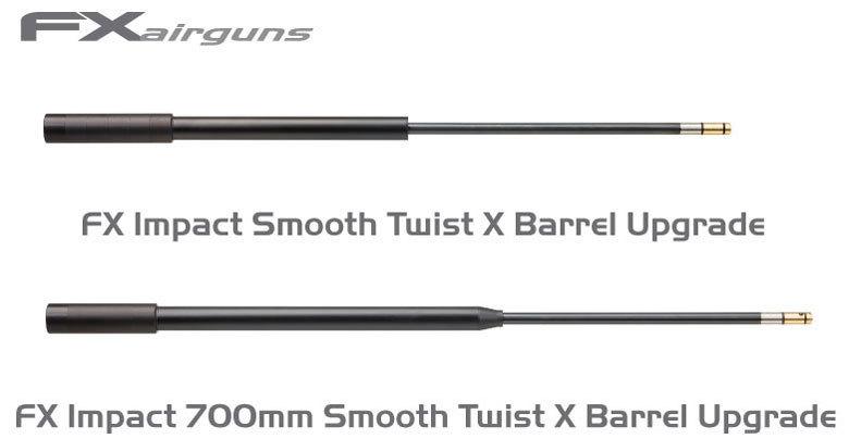 FX Impact 700mm Smoothtwist X-Barrel Kit - Pull The Trigger