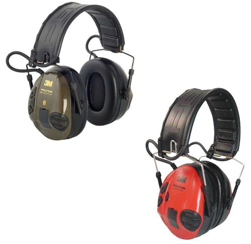 Peltor SportTac Electronic Hearing Protection Muffs