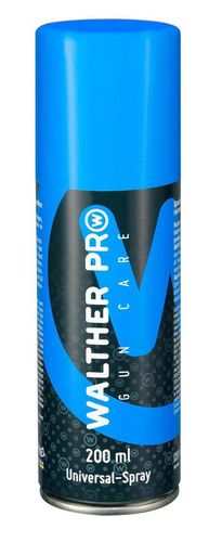 Walther PRO Gun Care Universal Spray - 200ml Aerosol