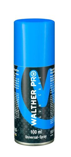 Walther PRO Gun Care Universal Spray - 100ml Aerosol