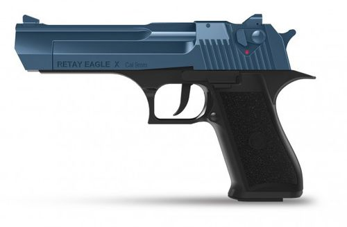 Retay Arms Eagle X - Black / Blue - 9mm