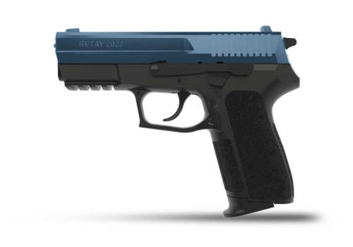 Retay Arms Sig Sauer SP2022 - Black / Blue - 9mm