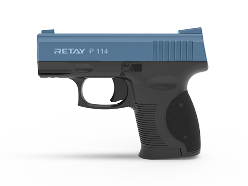 Retay Arms P114 - Black / Blue - 9mm