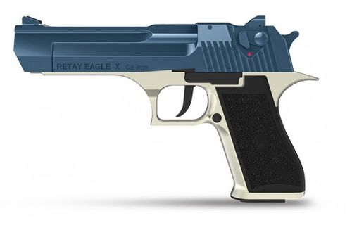 Retay Arms Eagle X - Satin / Blue - 9mm