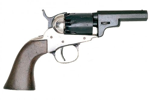 Denix 1862 Remington Navy Pistol 1259/NQ