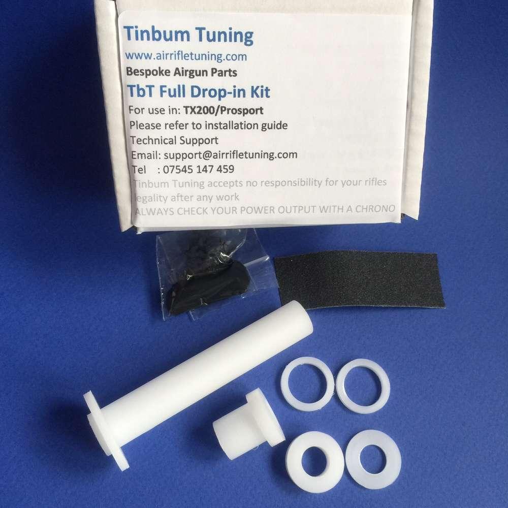 TbT Air Arms TX200 SR / HC / Prosport Tuning Kit - 14 95mm
