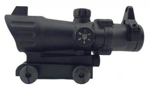 Nikko Stirling LX3 Acog Style Red Dot Sight