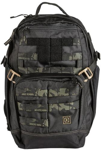 5.11 Tactical Mira 2-in-1 Pack - Stealth Black