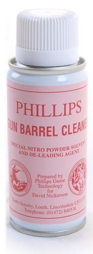 Phillips Gun Barrel Cleaner - 100ml Aerosol