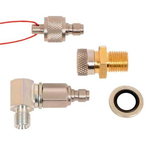 BEST Fittings Swivelling Quick Detach Hose Kit