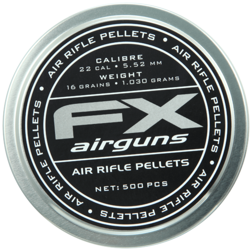 FX Airguns Air Rifle Pellets .22