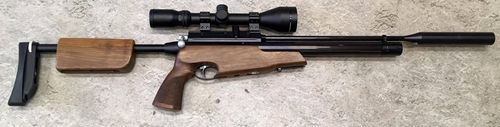 Air Arms S410 TDR in .22