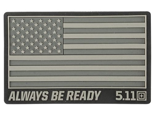 5.11 Tactical USA Flag Patch - Double Tap
