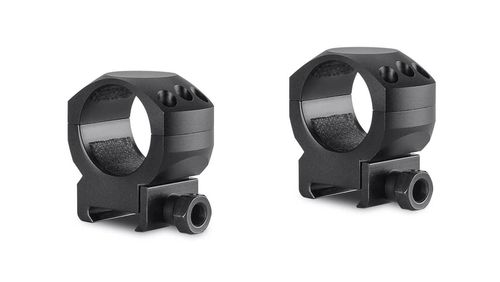 Hawke Tactical Ring Mounts 30mm 2 Piece Weaver Medium (24116)