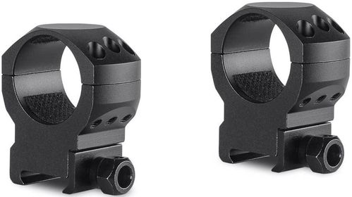 Hawke Tactical Ring Mounts 30mm 2 Piece Weaver High (24117)