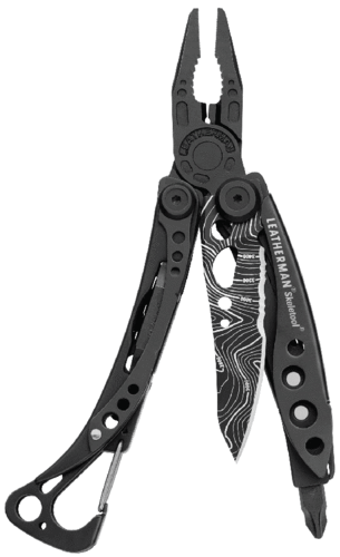 Leatherman Skeletool - TOPO