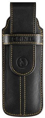 Opinel Chic Black Leather Sheath 002012