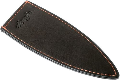 Deejo Leather Sheath for 27g Knives - Mocca